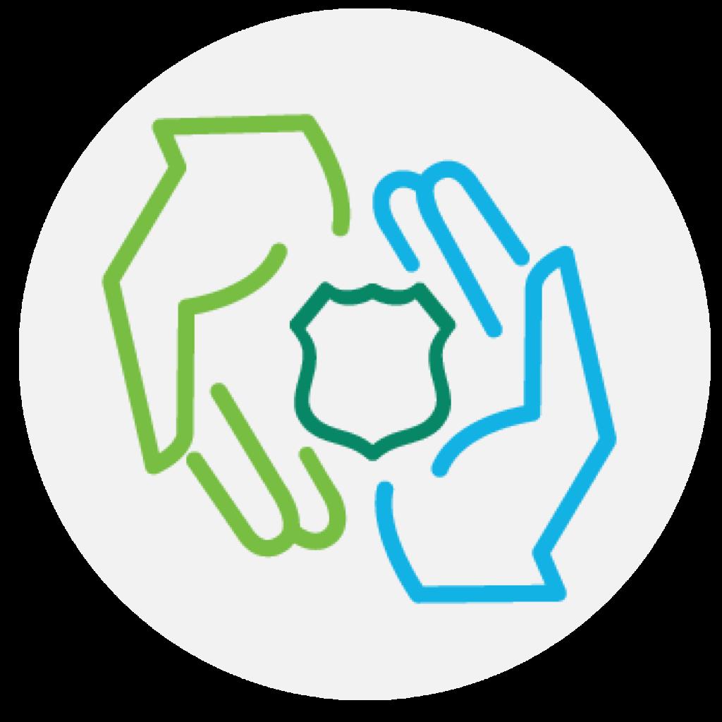 Mental Health First Aid Logo