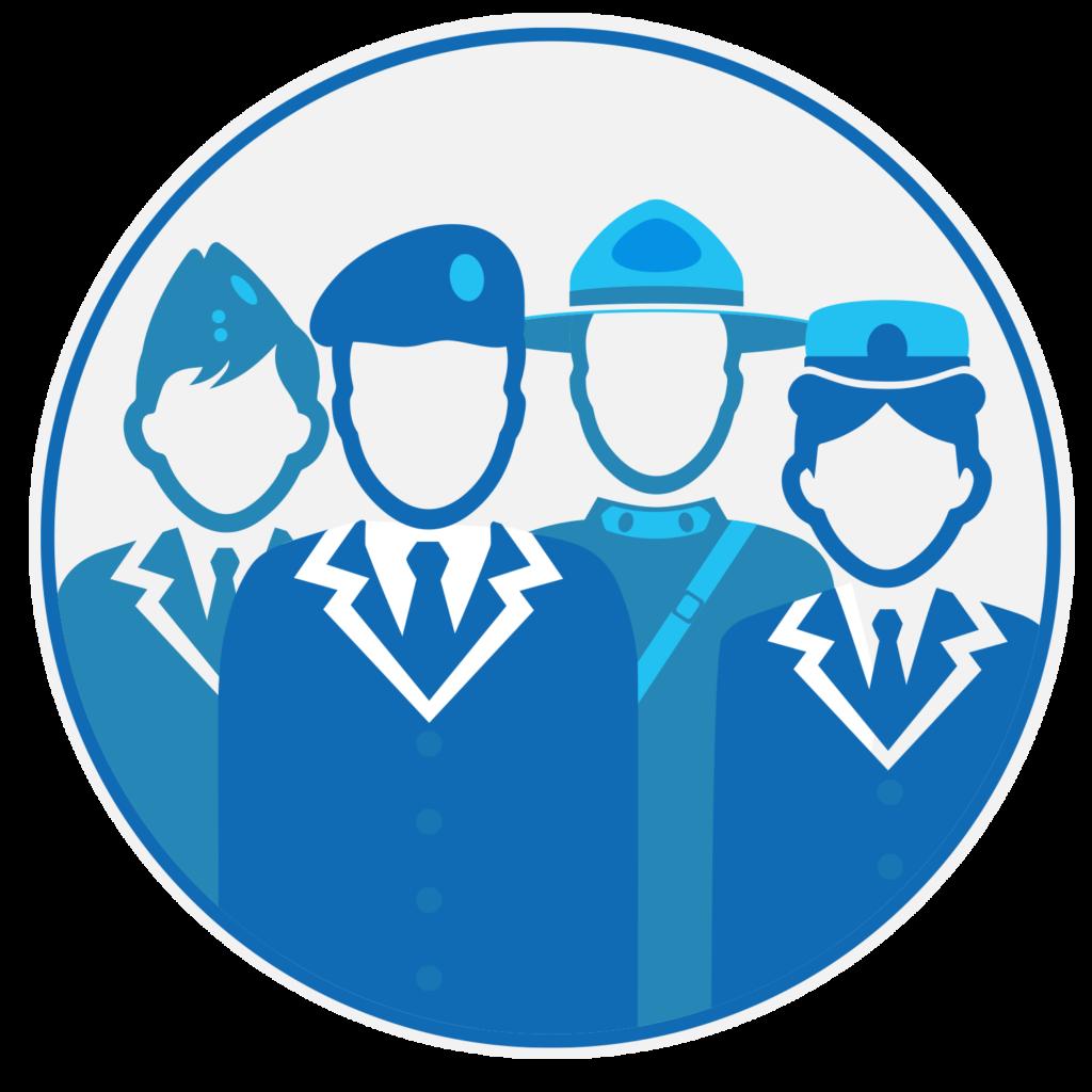 MHFA Veteran Community (Virtual) logo