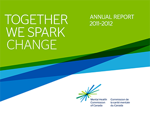 Cover for the 2011-2012 Annual Report
