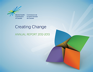 Cover for the 2012-2013 Annual Report